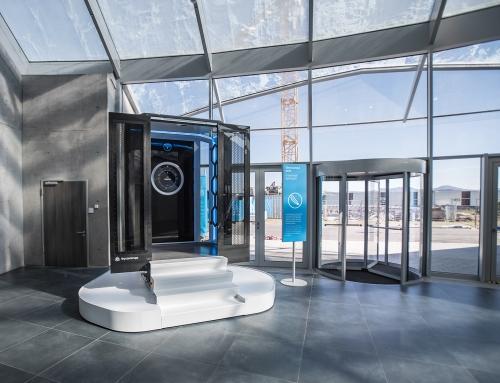 Exponat Thyssenkrupp Aufzugsystem MULTI