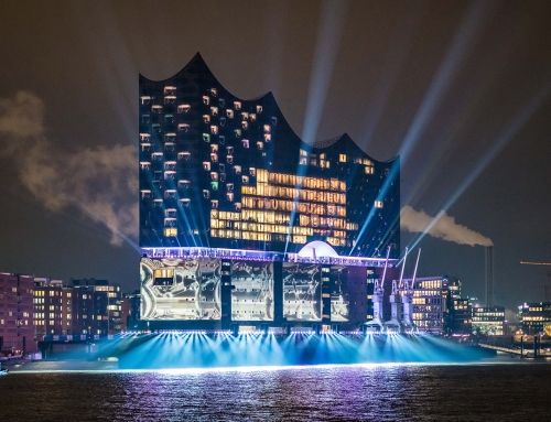 Opening of the Elbphilharmonie in Hamburg