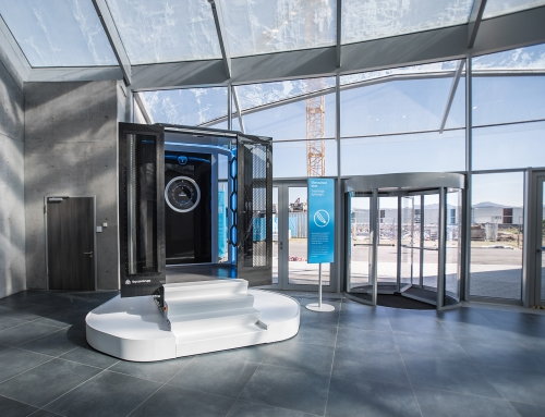 Exhibit Thyssenkrupp elevator system MULTI