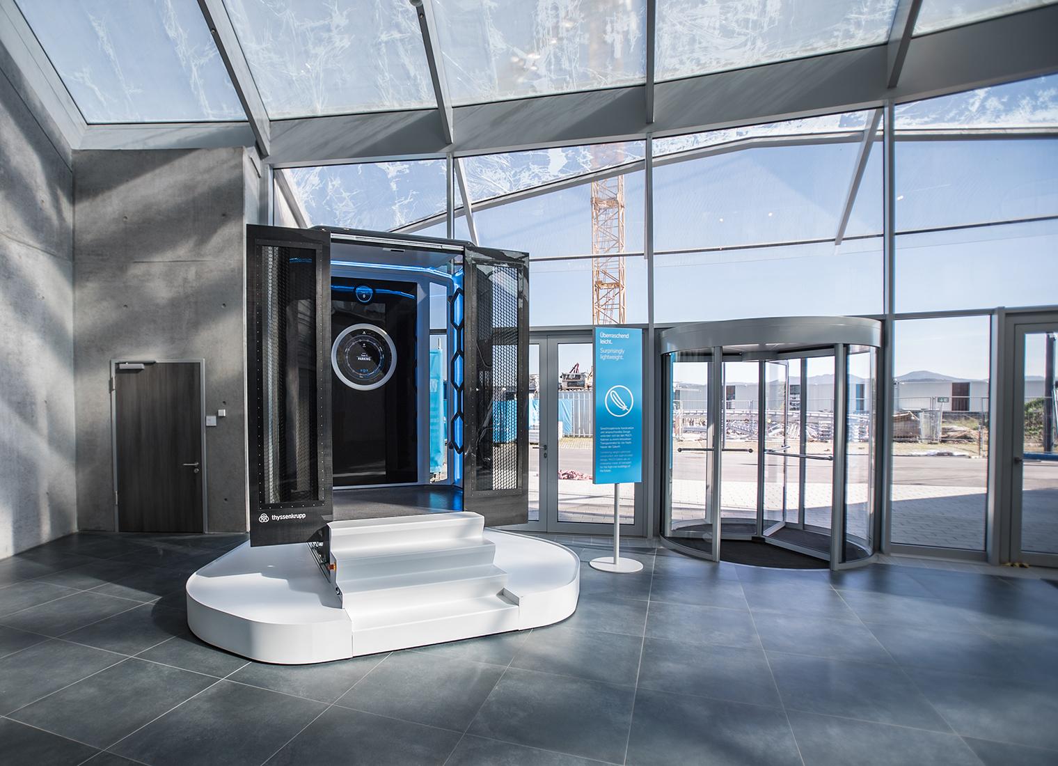 Multi Elevator