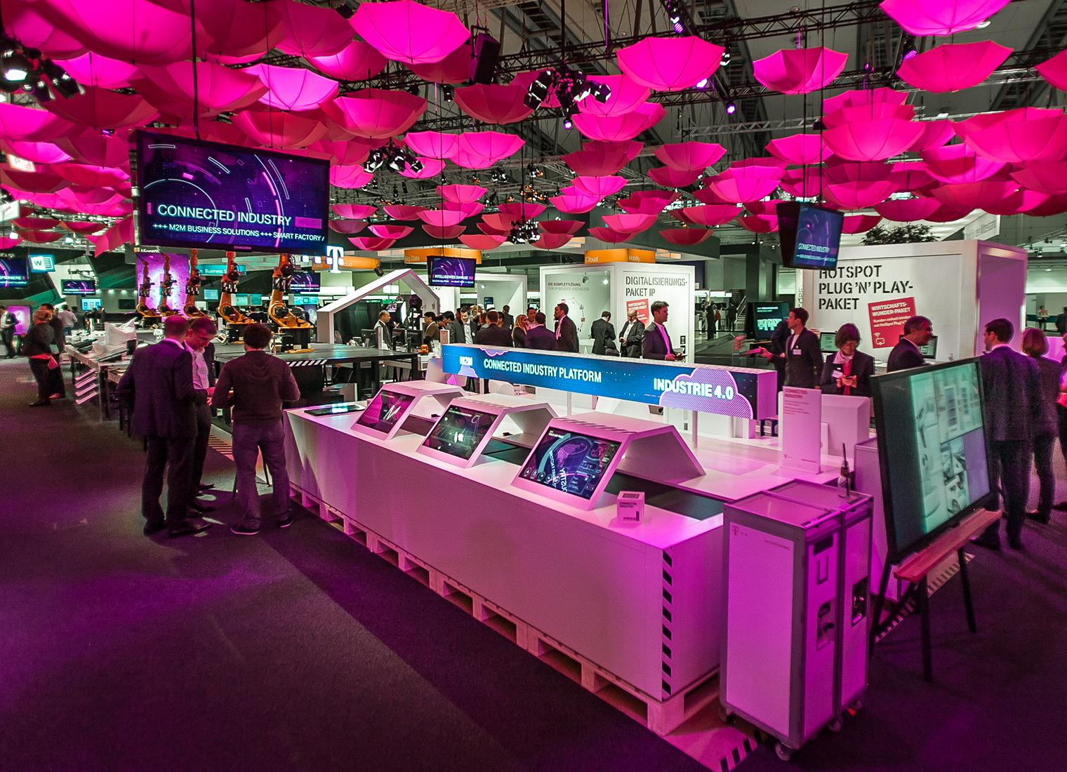 Telekom Exponat