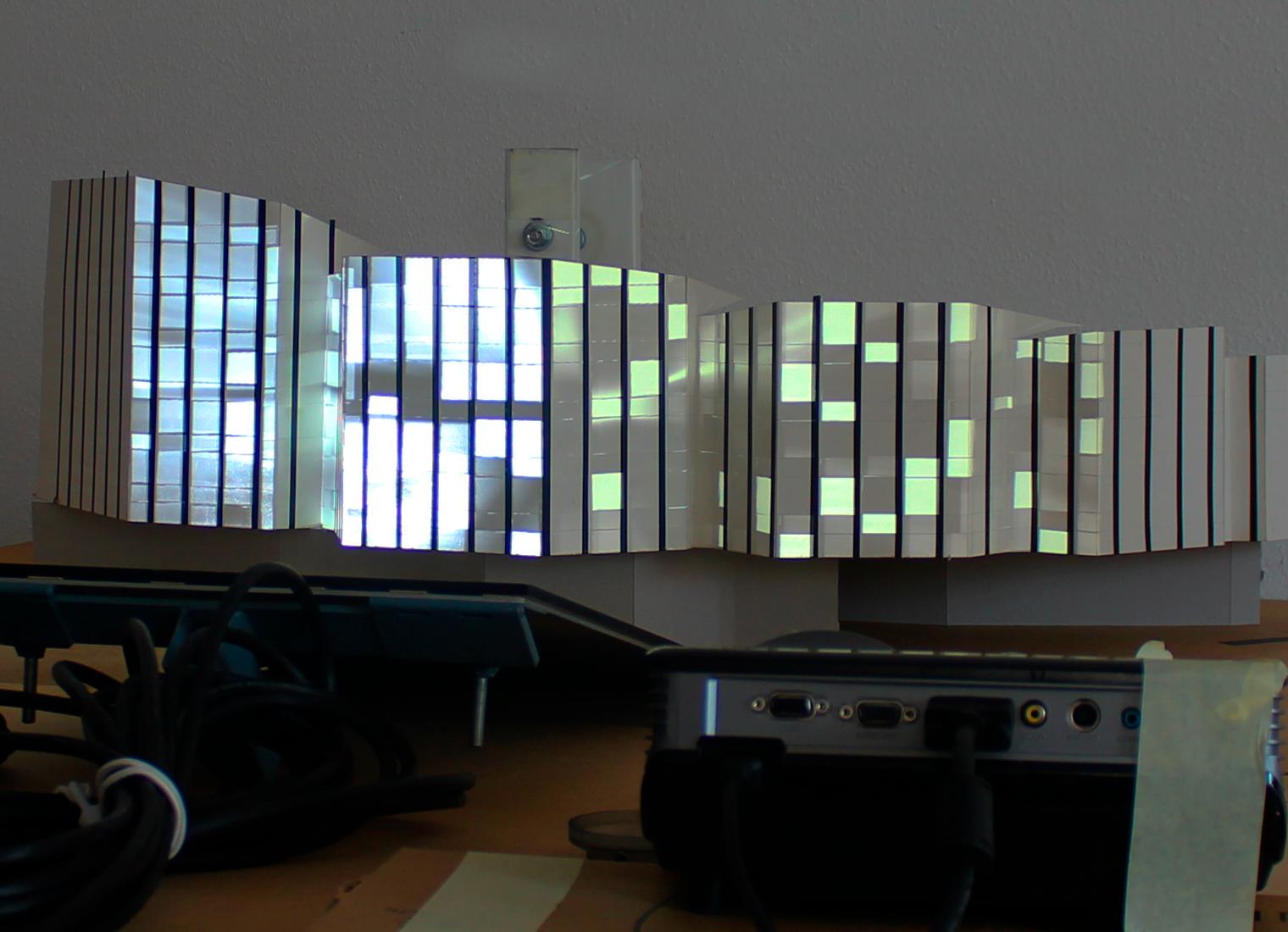 Prototyp des Alvar-Aalto-Kulturhaus