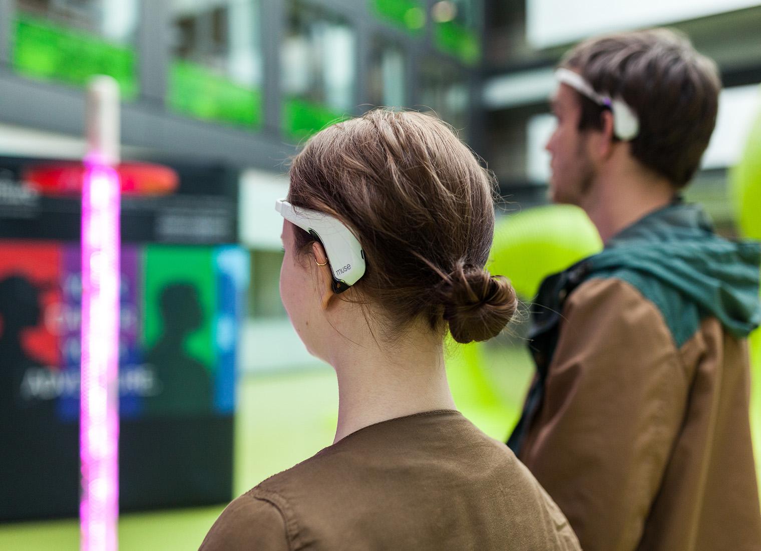 Bio Sensor Exhibit Mindpuls