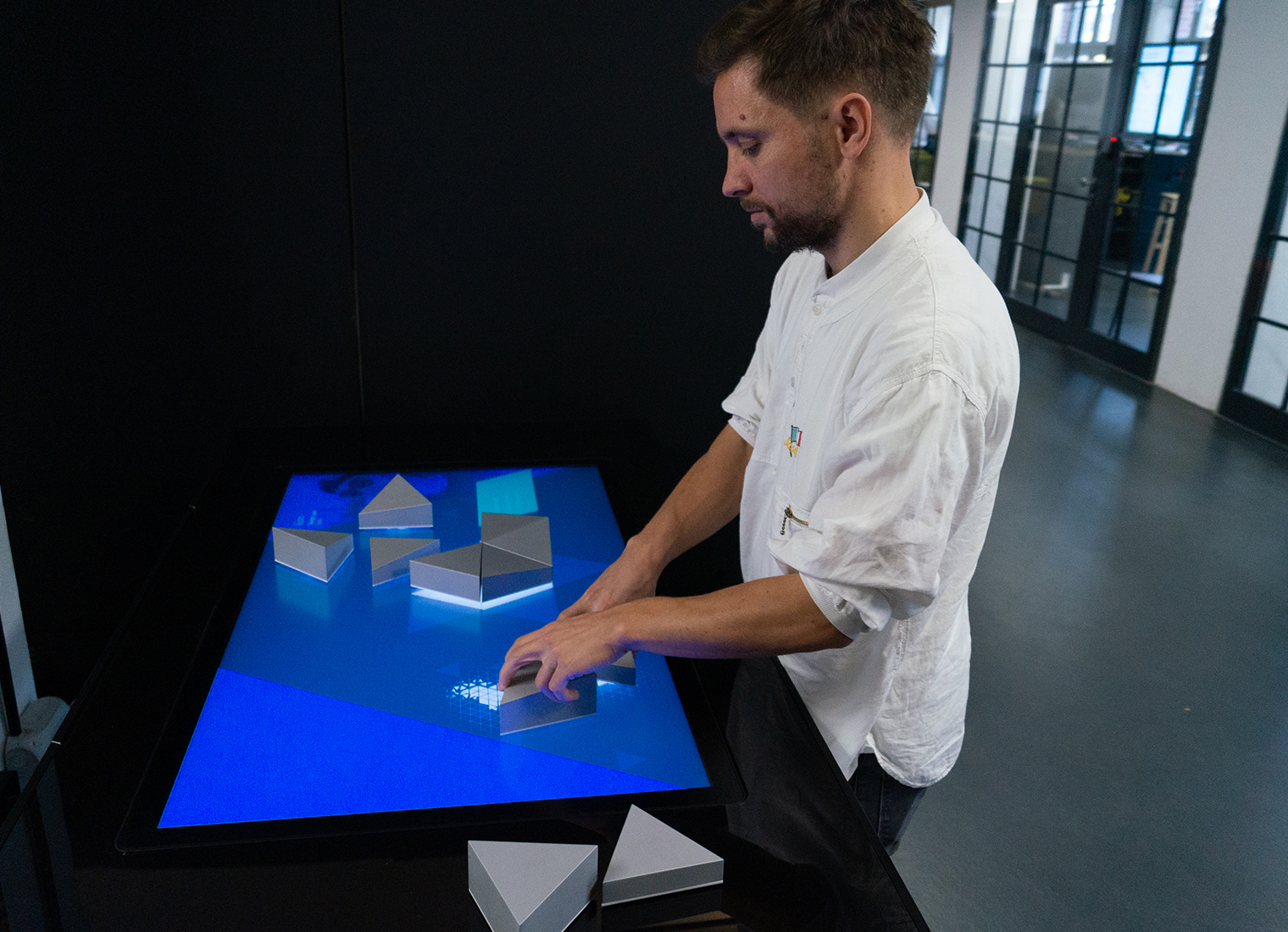 Interactive Touch-Table