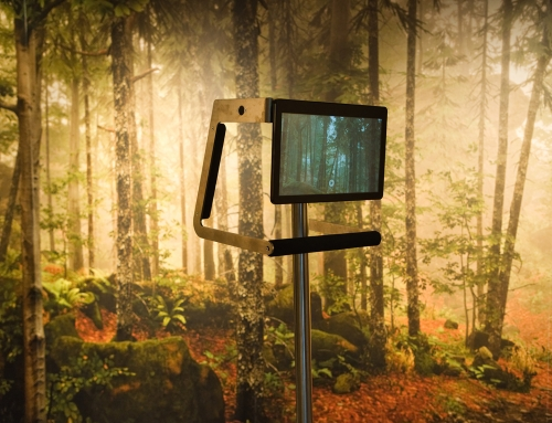Mixed Reality Exhibit – The Forest Of The Future